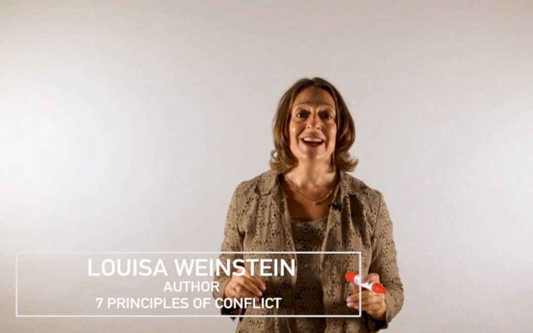 Louisa Weinstein – 7 Principles of Conflict Resolution