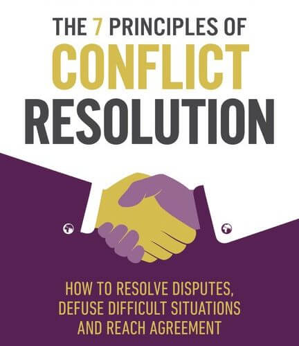 Irish Tech news review The 7 Principles of Conflict Resolution